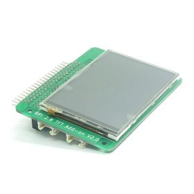 Raspberry PI 2.8 TFT Add-on V2.0