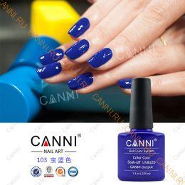 Гель-лак CANNI 103