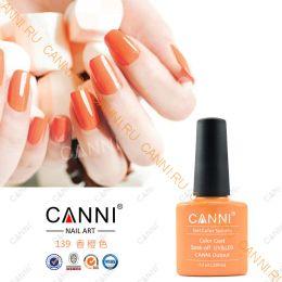 Гель-лак CANNI 139