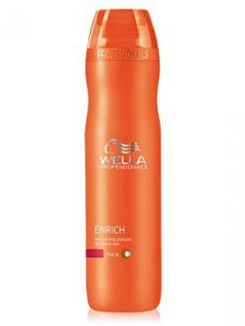 Wella Enrich Line Питательный шампунь для жестких волос