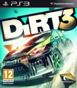 Игра Dirt 3 (PS3)