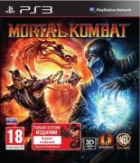 Игра Mortal Kombat (PS3)
