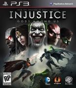 Игра Injustice Gods Amoung Us (PS3)