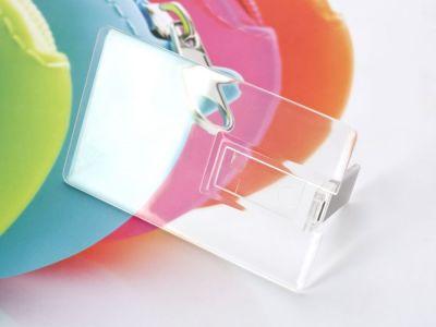 8GB USB-флэш накопитель Apexto U504EP прозрачная