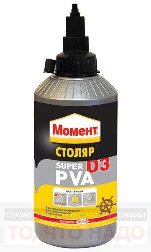 Клей Момент Супер ПВА D3