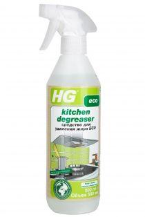 HG Eco Средство для удаления жира