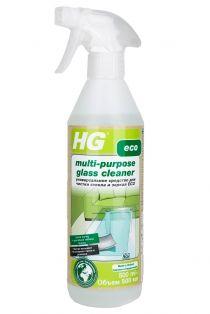 HG Eco Универсальное средство для чистки стекла и зеркал