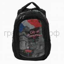 Рюкзак Walker Fun City of Romance 42093/80 черный