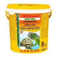 SERA Раффи Витал Растительный корм для рептилий (10 л)