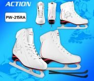 Фигурные коньки  PW-215RA (09615) размер 41