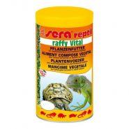 SERA Раффи Витал Растительный корм для рептилий (1000 мл)