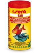 SERA Сан Корм для окрашивания рыб (хлопья) (250 мл)