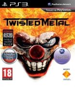 Игра Twisted Metal (PS3)