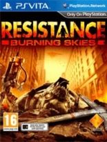 Игра Resistance Burning Skies (PS VITA)