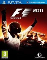 Игра Formula 1 2011 (PS VITA)