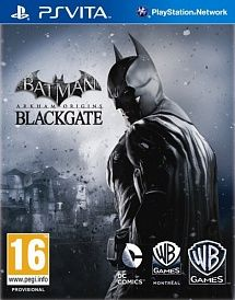 Игра Batman Arkham Origins (PS VITA)