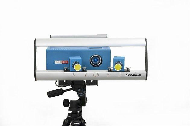 3D сканер RangeVision Premium