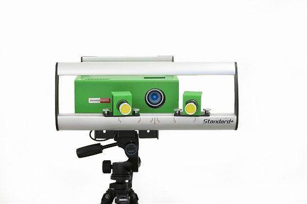 3D сканер RangeVision Standard Plus