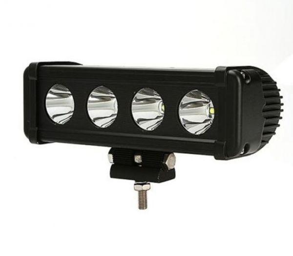 Однорядная светодиодная LED балка BS10 - 40W CREE SPOT