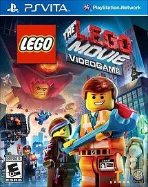 Игра Lego Movie Videogame (PS VITA)