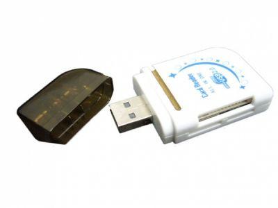 Картридер Орбита TDS 514 SD,M2,M2 Duo, micro SD