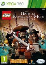 Игра Lego Пираты Карибского Моря (XBOX 360)