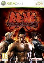Игра Tekken 6 (XBOX 360)