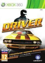 Игра Driver San Francisco (XBOX 360)