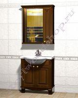 "Мебель для ванных комнат фото ""Челси-2 УОРВИК-80R орех"""