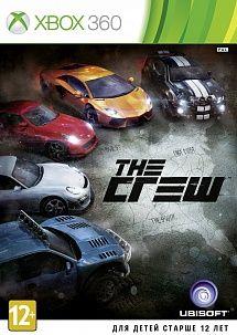 Игра The Crew (XBOX 360)