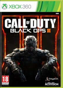 Игра Call of Duty Black Ops III (XBOX 360)