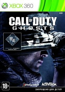 Игра Call of Duty Ghosts (XBOX 360)