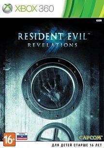 Игра Resident Evil Revelations (XBOX 360)