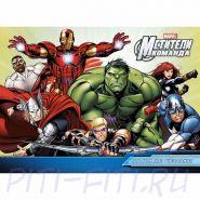 Альбом для рисования Marvel Мстители 12л