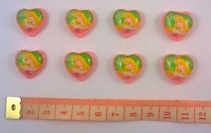 Кабошон (пластик) 18 мм, 1уп=10шт, Арт. КБП0059