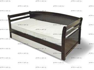 Кровать Верона с ящиками