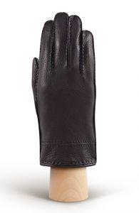 Мужские кожаные перчатки Eleganzza