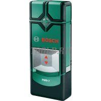 Детектор скрытой проводки BOSCH PMD 7 - купить в интернет-магазине www.toolb.ru цена и обзор