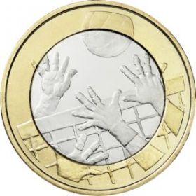 Волейбол 5 евро Финляндия 2015