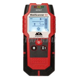 ADA Wall Scanner 80 - детектор скрытой проводки