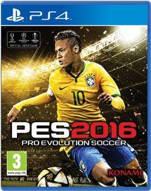 Игра PES 2016 (PS4)
