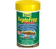 Tetra ReptoFrog Основной корм для водных лягушек и тритонов в гранулах (100 мл)