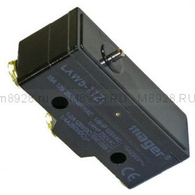 микро переключатель  LXW5-11Z 15A/250VAC