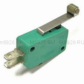 микро переключатель  MSW-03 on-on (10A/250VAC)