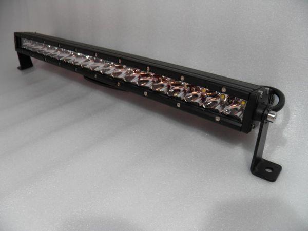 Однорядная светодиодная LED балка - 80W CREE