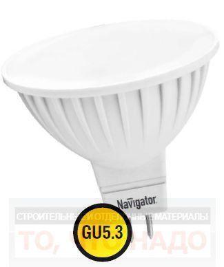 Лампа Navigator 94 129 NLL-MR16-5-230-4K-GU5.3