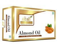 Миндальное масло в капсулах Шри Шри Аюрведа (Shri Shri Ayurveda Almond Oil Capsules)