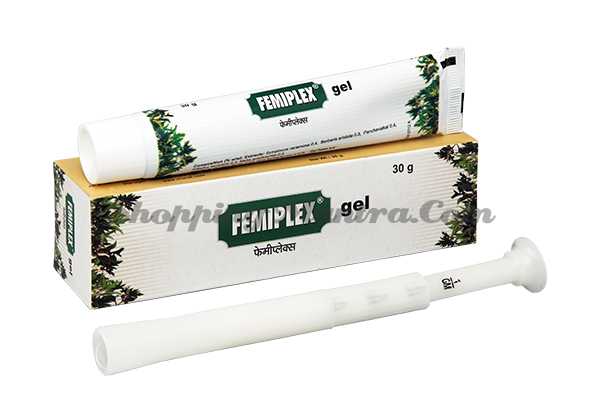Вагинальный гель Фемиплекс Чарак   Charak Pharma Femiplex Gel