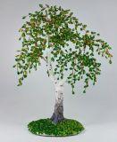 Набор для изготовления бисерного дерева Береза, Danko Toys