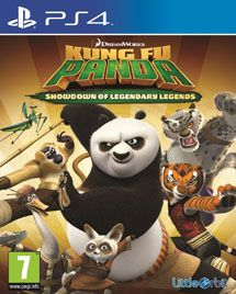 Игра Кунг-Фу Панда: Решающий поединок легендарных героев (PS4)